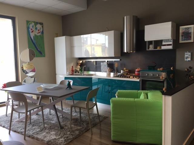 cucina e stanza da pranzo