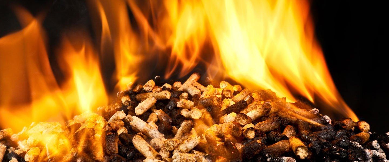 Pellet fuoco a Trento