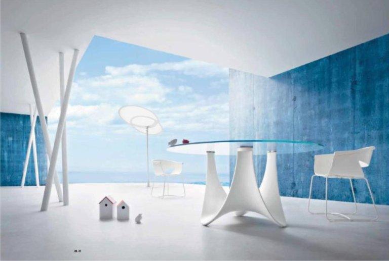 tavolo design per esterno