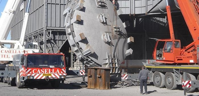 SBM - IRFI spa - Pian Camuno (Brescia)
