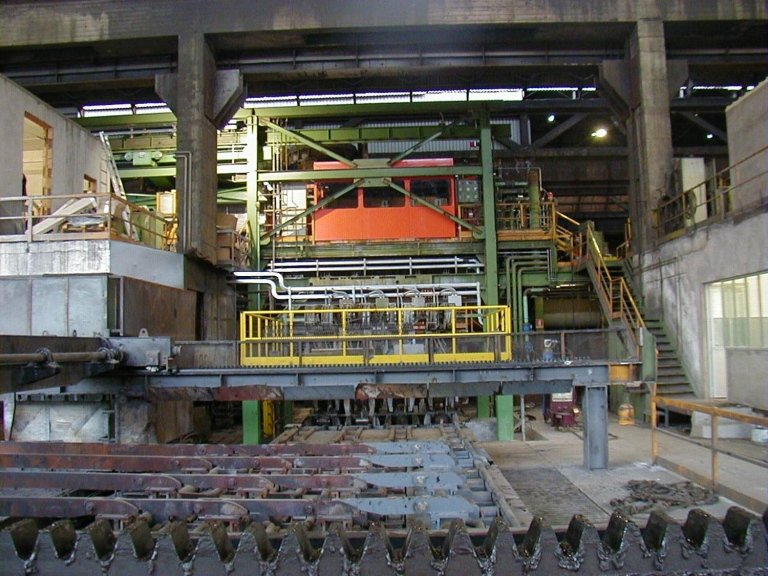 Turnkey plants - CONTINUOUS CASTING