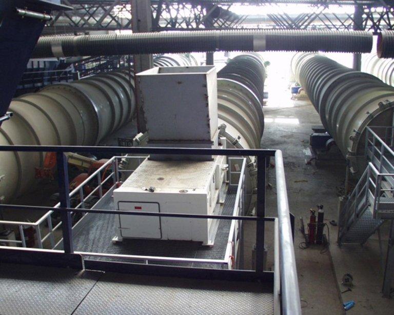 cylindres de biofermentation