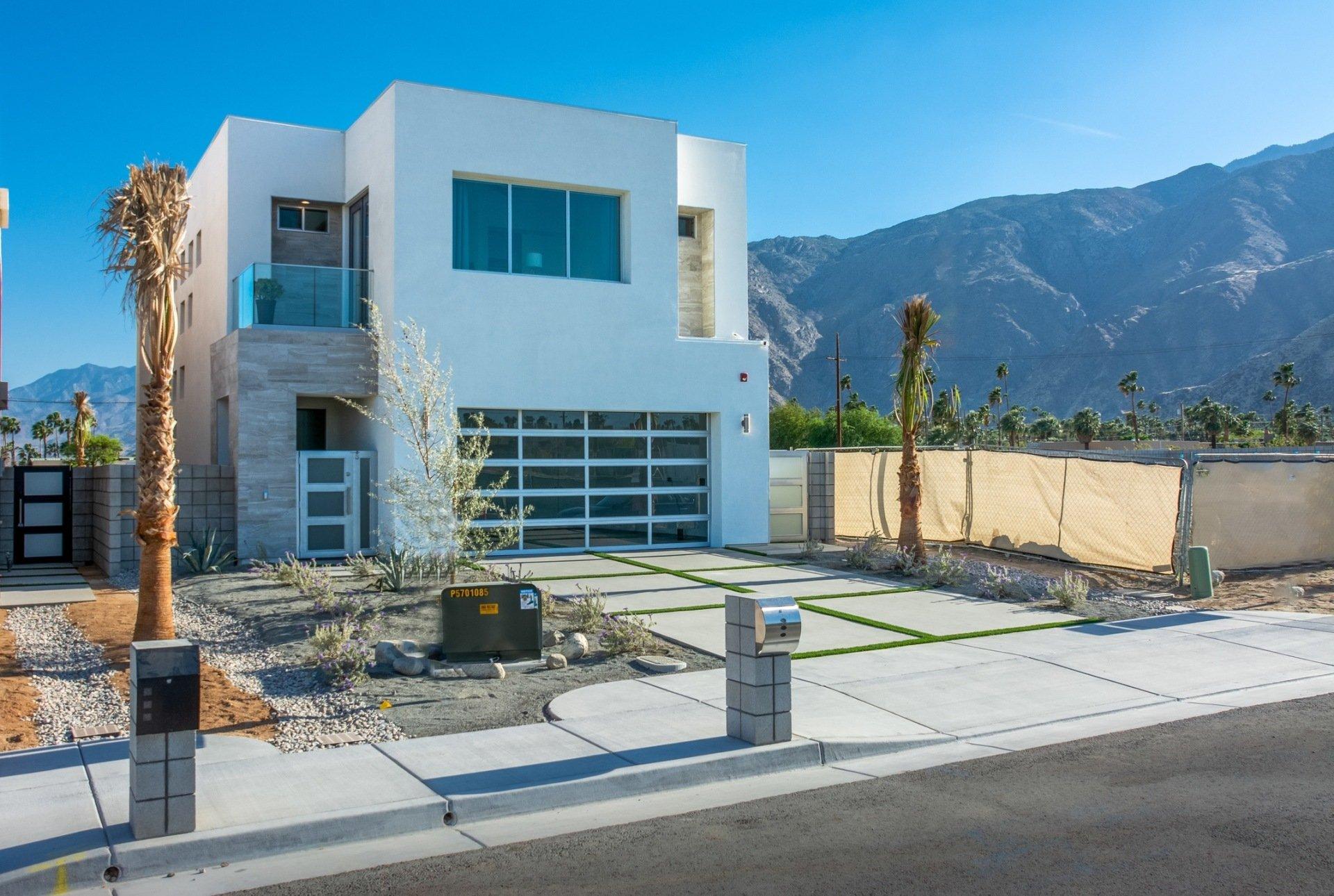 Villa Olivera New Homes Palm Springs
