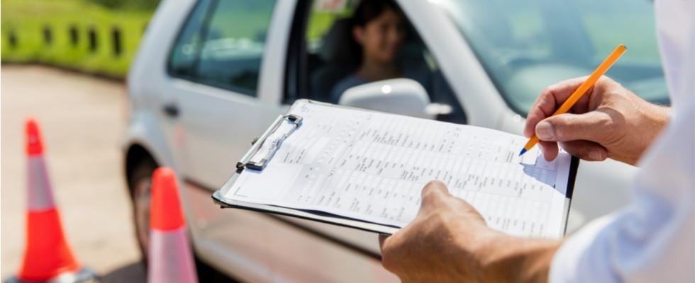 esame di guida