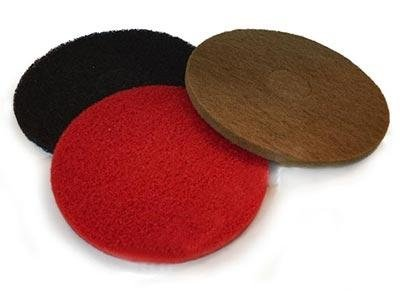 Pad disc various colours