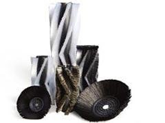 brushes for sweeping machines