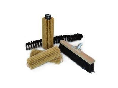 spazzole tessili