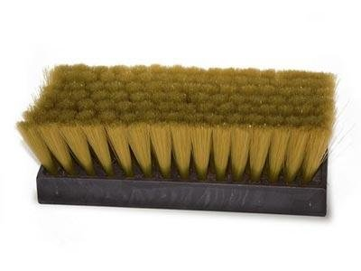 brush with synthetic bristles