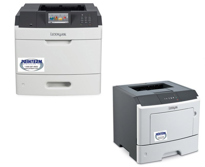 Lexmark MS and MX Series MICR released
