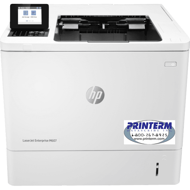 Printerm Datascribe Inc MICR M607N Laser Check Printer