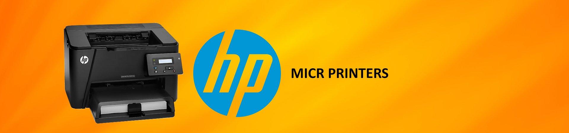 Printerm Datascribe Inc. HP MICR Printers
