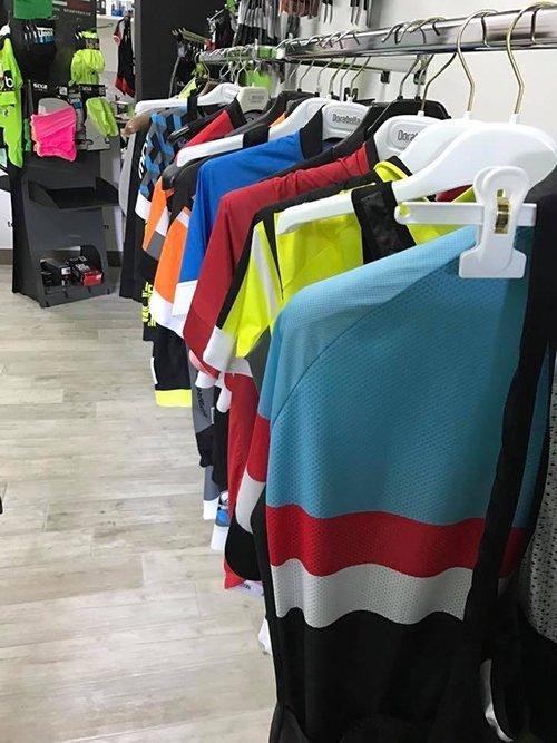 vendita maglie da ciclismo