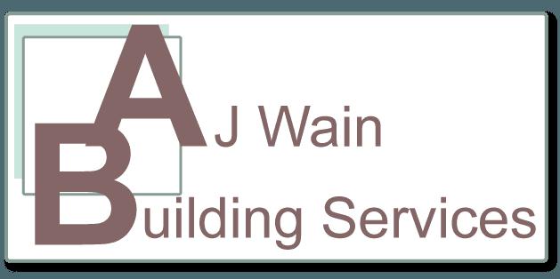 A J Wain Building Services logo
