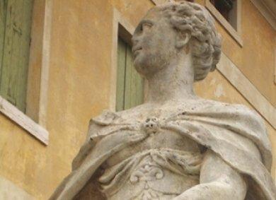 restauro statue treviso