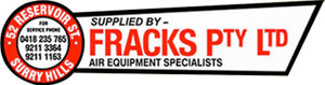 fracks pty ltd logo
