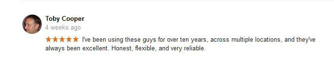 Google Plus Review for Mid City Auto Repairs