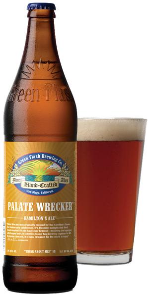 Green Flash Palate Wrecker Craft Beer