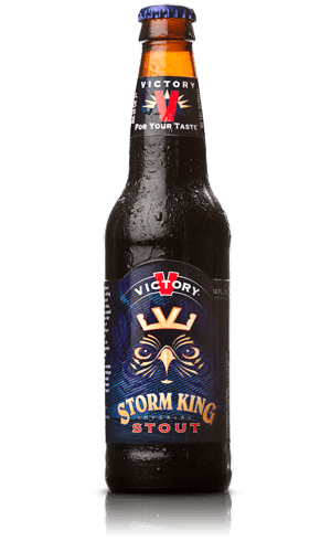 Storm King Imperial Stout Craft Beer