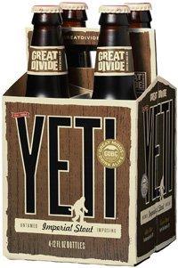 Yeti Imperial Stout Craft Beer San Antonio, TX