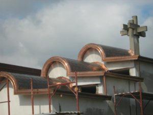 costruzione di una chiesa