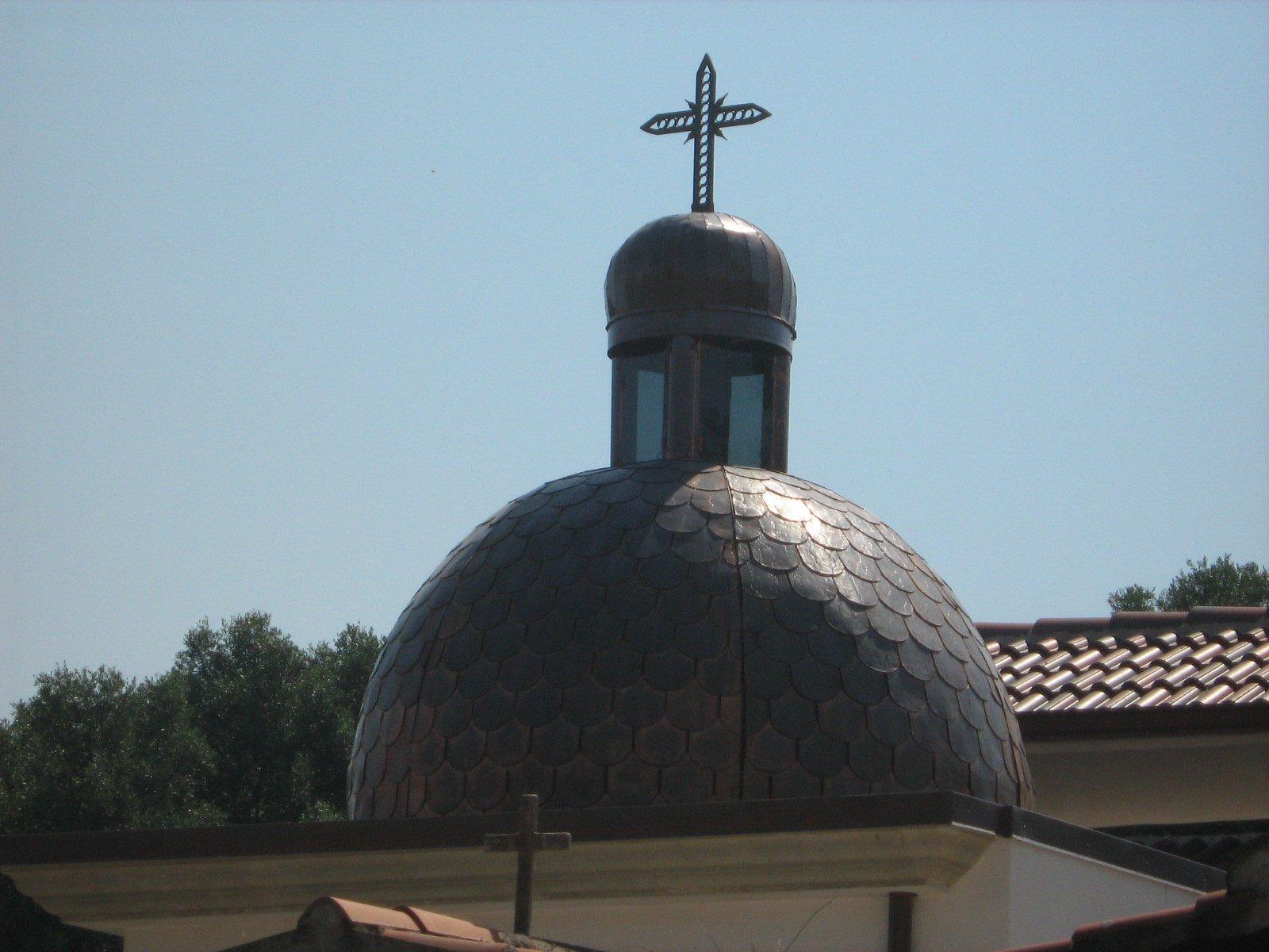 cupola di una chiesa