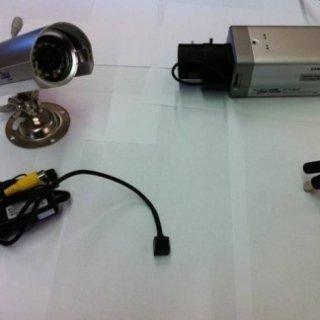 Videocamere esterne