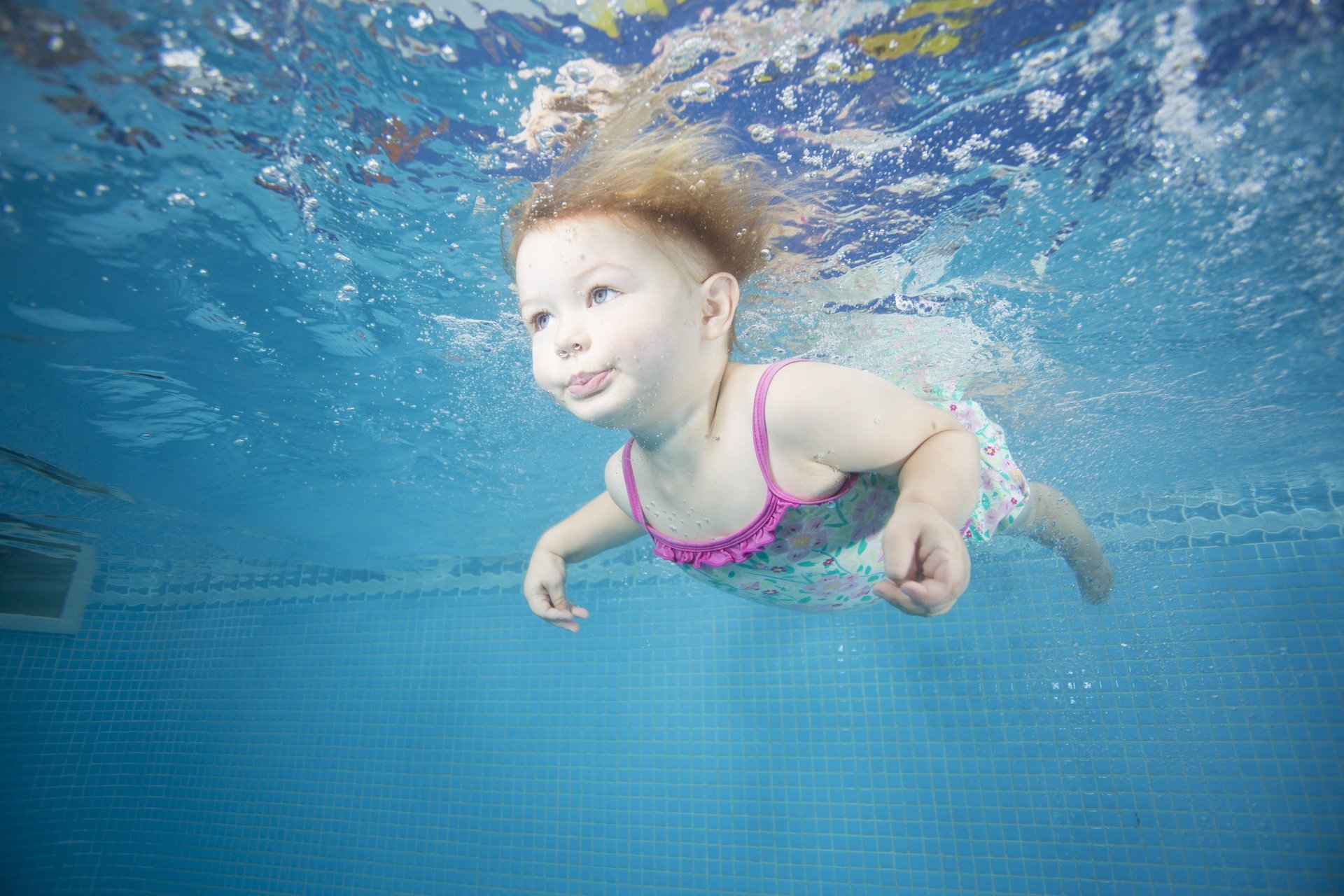 toddlers swimming classes