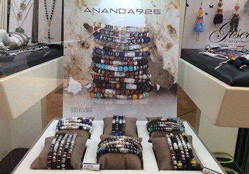 dei bracciali colorati Amanda 925