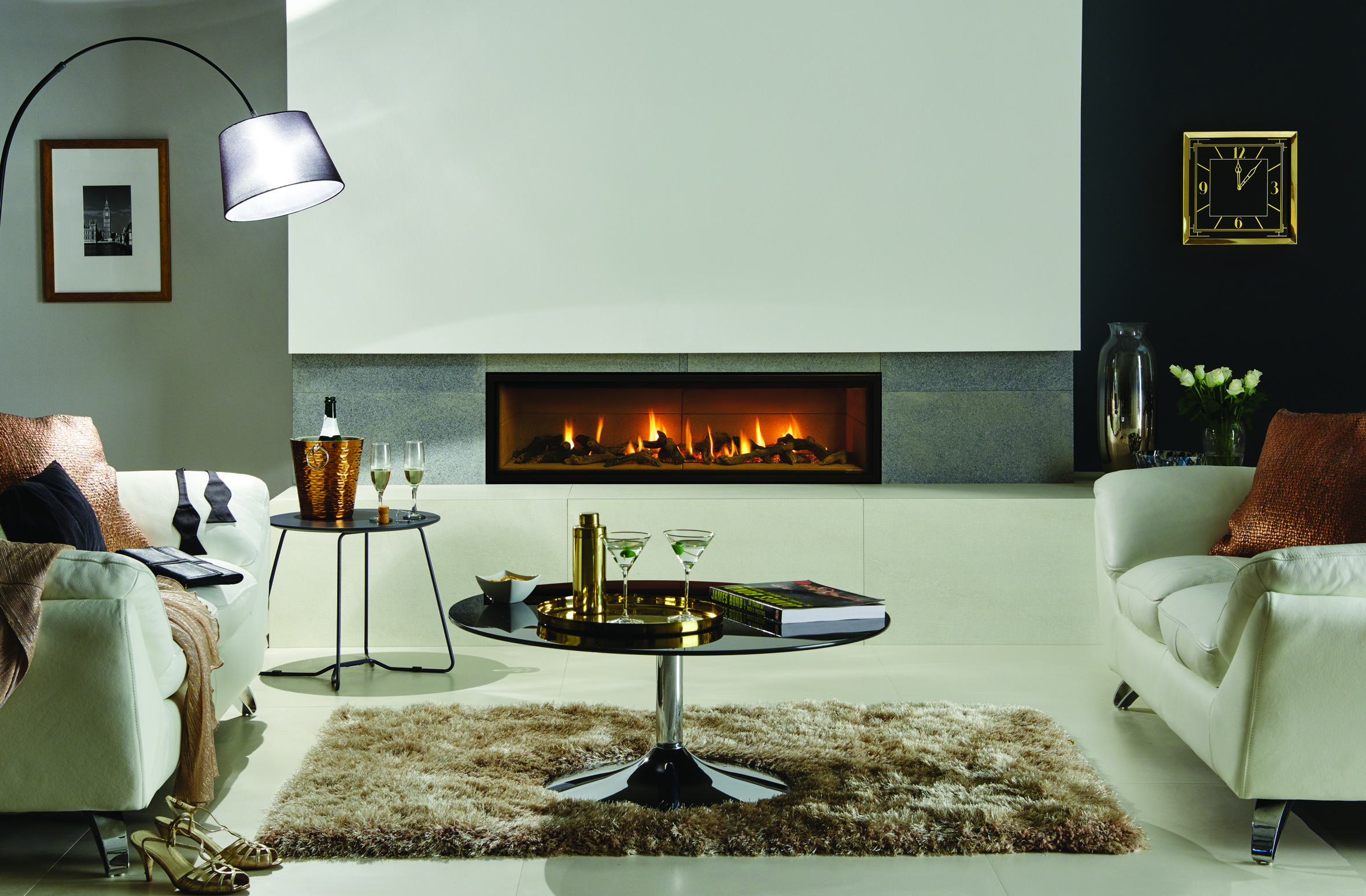fireplaces and fire surrounds in glasgow by george mcalpine