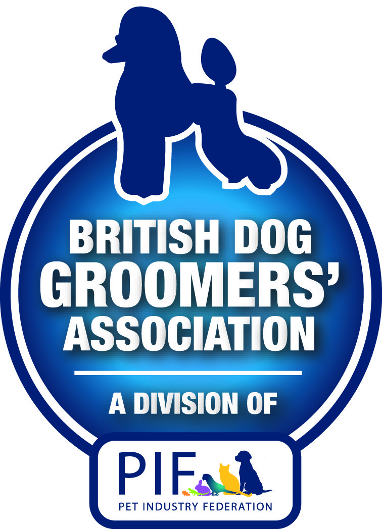 British Dog Groomers' Association logo