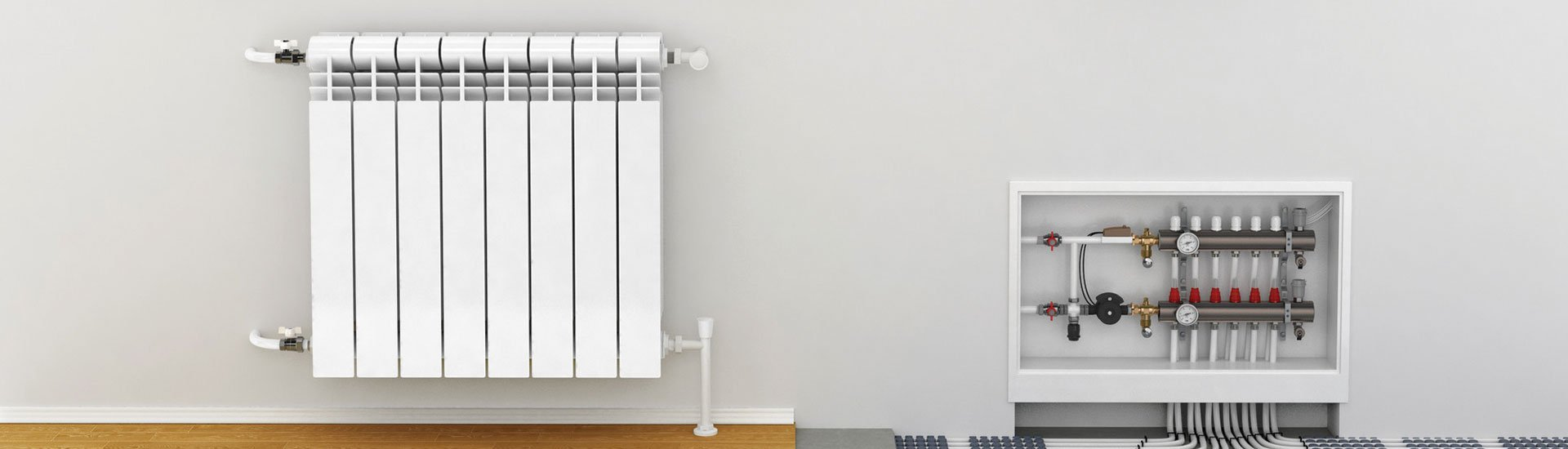 Central heating systems | Jf Gas & Heating