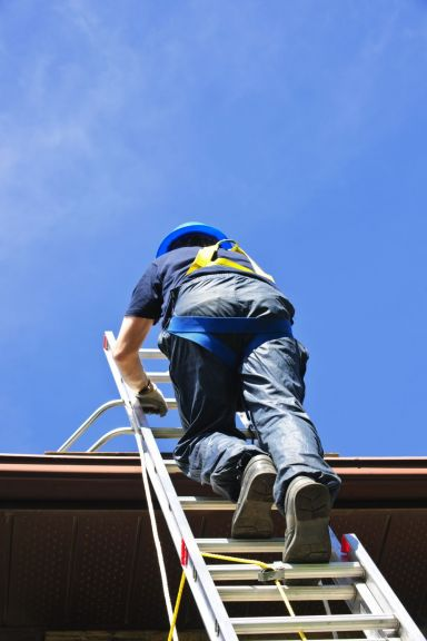Roof repairs expert in Wellington