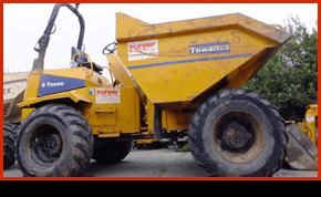 Digger hire - Downpatrick - Down Hire Centre Ltd - Roller