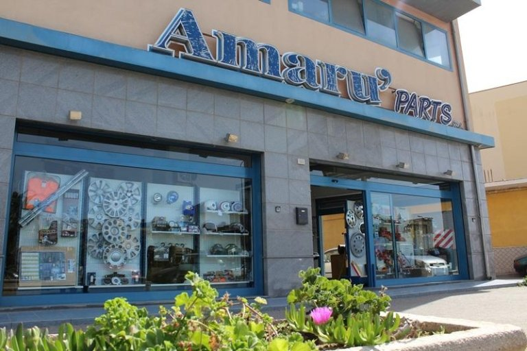 Amarù parts