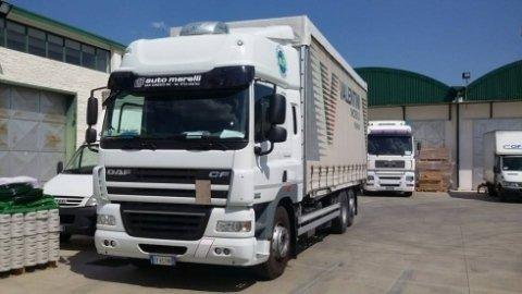 trasporti policoro - camion coperti