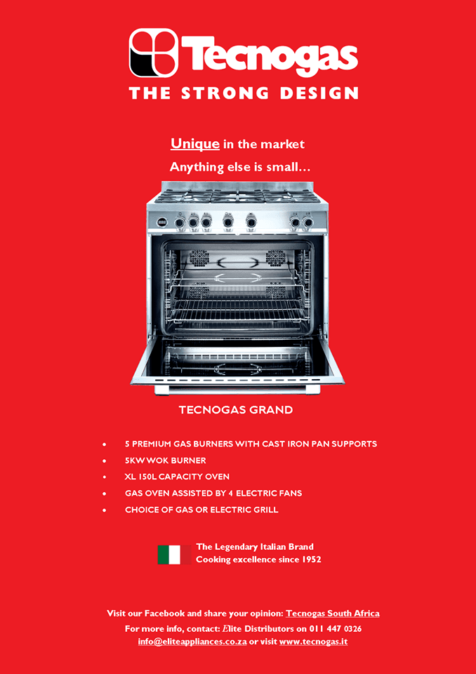 Cucine forni TECNOGAS