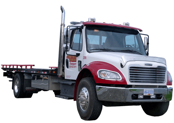 Coastline Towing and Transport Campbell River North Vancouver Island