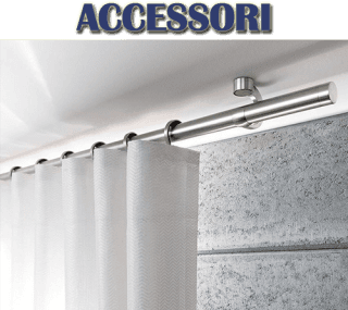 Accessori per tende e tendaggi