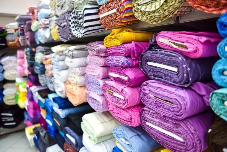 vendita  tendaggi, tessuti per l'arredamento, Rieti