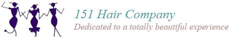 151 haircompany logo