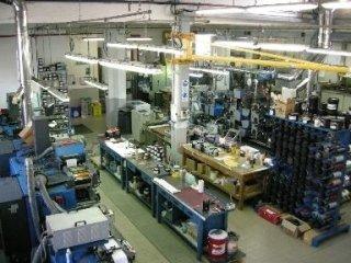 il laboratorio produttivo