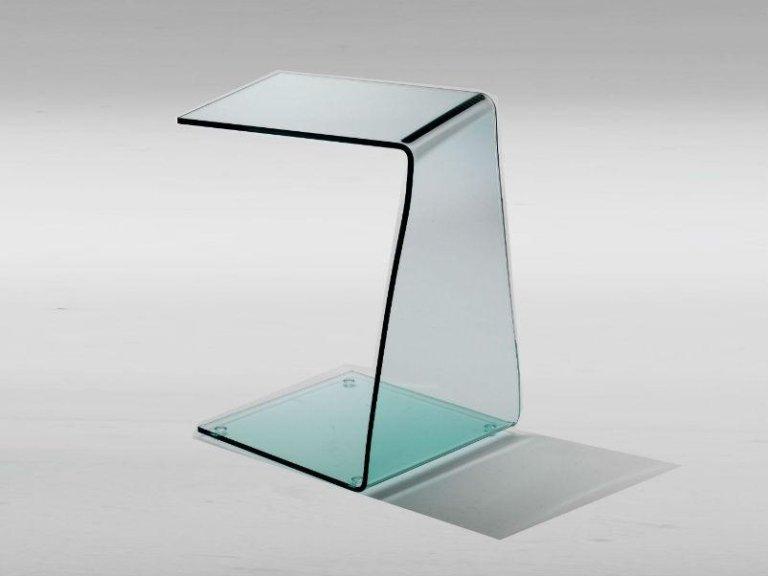 Tavolo in vetro Xeno