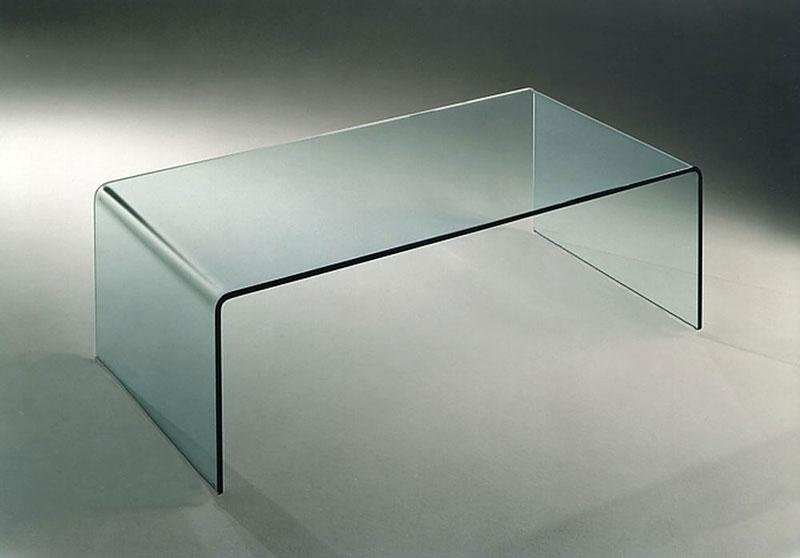 Tavolo in vetro Ponte