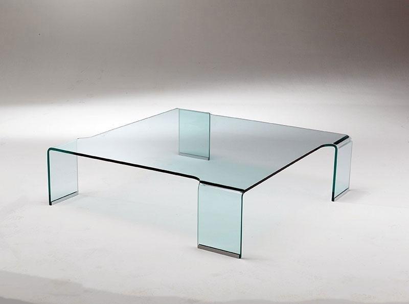 Tavolo in vetro Flower