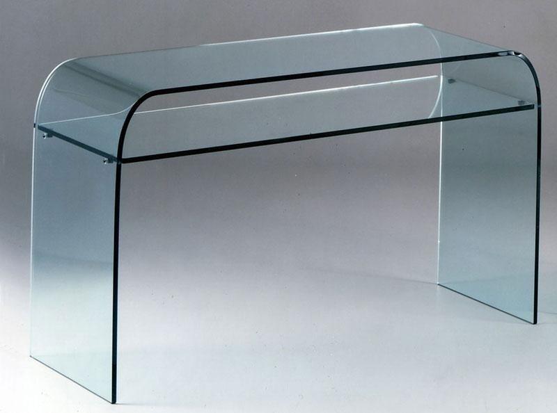 Tavolo in vetro Alba