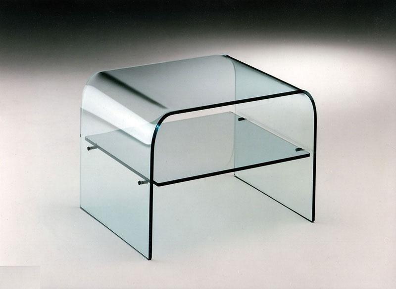 Tavolo in vetro Pisolo