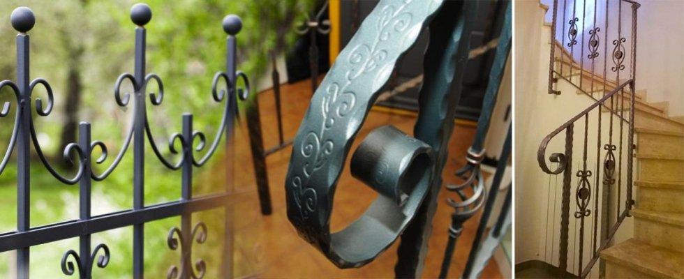 Cencelli in ferro battuto