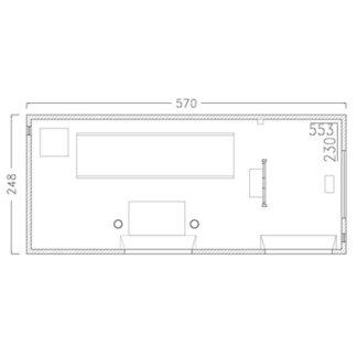 Cabina Enel tipo DG2092 ed.2