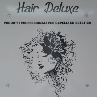 hair deluxe logo