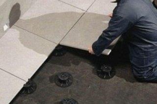 ceramiche per pavimenti flottanti